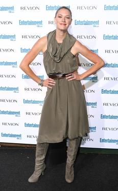 Lauren Lee Smith at the Entertainment Weekly&#39;s 6th Annual Pre-Emmy celebration.